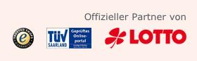 Trustedshops & TÜV Logo